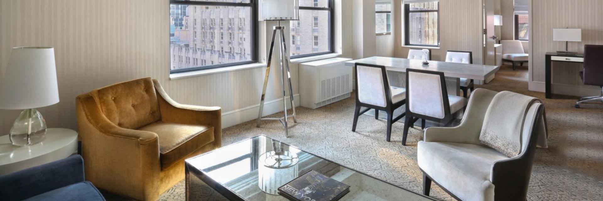 A Suite at The Benjamin