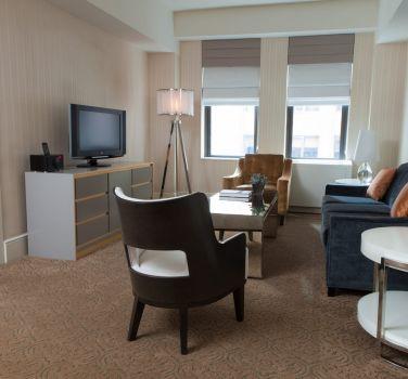 One Bedroom Suites In Nyc The Benjamin