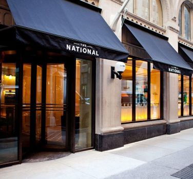 The National Entrance
