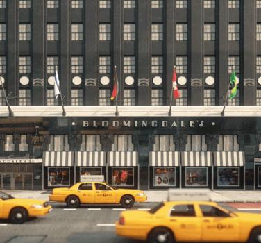 Bloomingdale's NYC