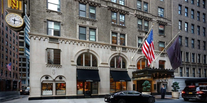 The Benjamin Hotel in NYC