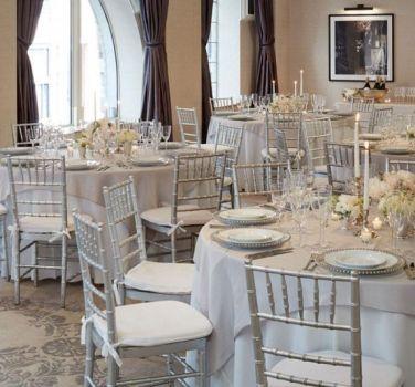 A Wedding Reception at The Benjamin Hotel