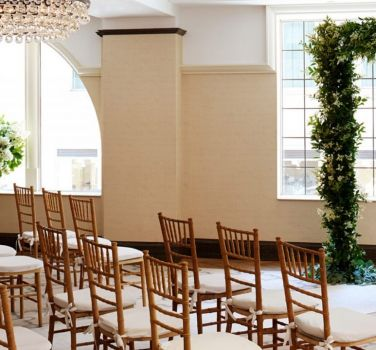 A Wedding Ceremony at The Benjamin Hotel NYC